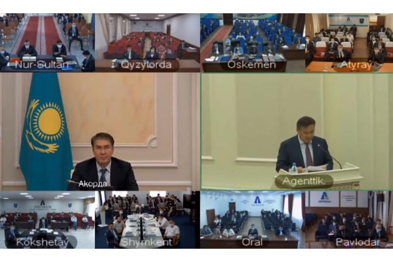 Увольнять госслужащих, чьи расходы превышают их законные доходы, планируют в Казахстане