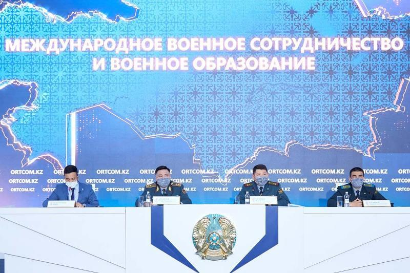Kazakhstan develops military technical coop with over 40 countries – Defense Ministry