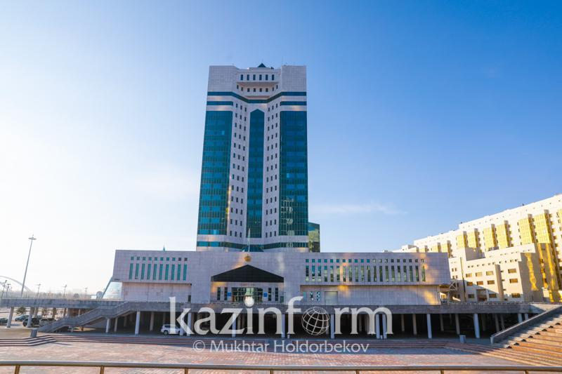 Expanded government session chaired by Kazakh President kicks off