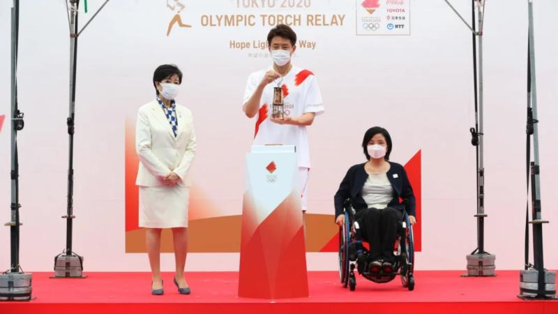 Олимпиада алауы Токиоға жетті