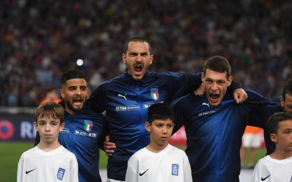 Сборная Италии по футболу стала победителем ЕВРО-2020