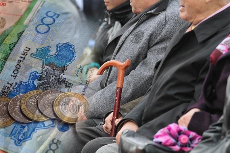 Qazaqstanda zeınetaqynyń ortasha kólemi - 99 898 teńge