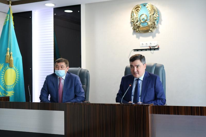 New head of Anti-Corruption Service of Aktobe region named