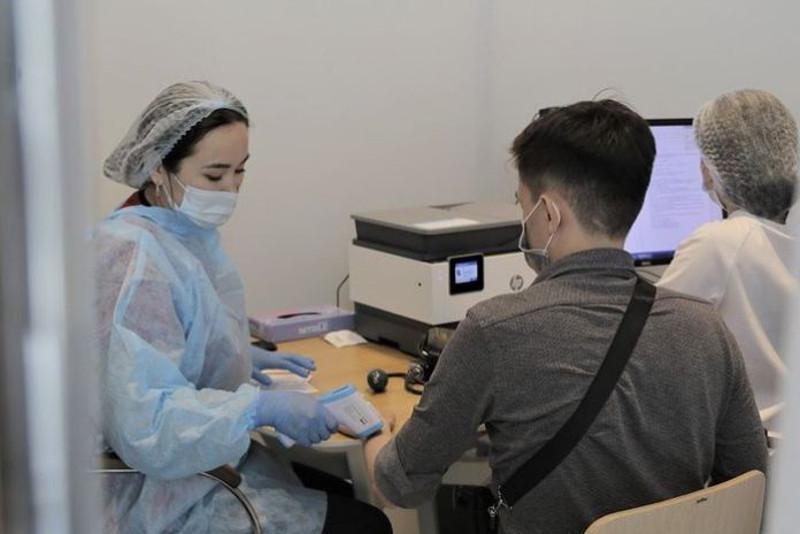 85% of school teachers in Kazakh capital vaccinated against COVID-19