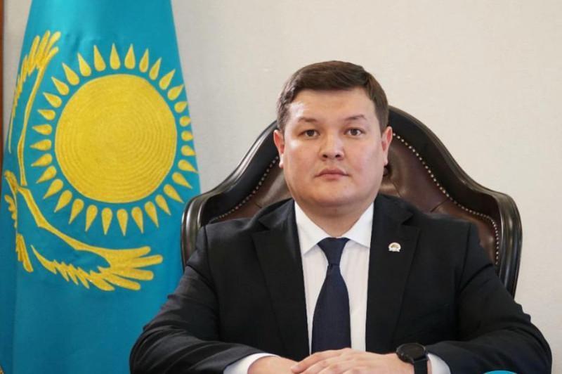 New deputy mayor of Nur-Sultan named