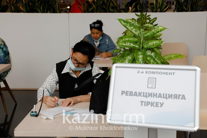 Almost 2.5 mln fully vaccinated against COVID-19 in Kazakhstan
