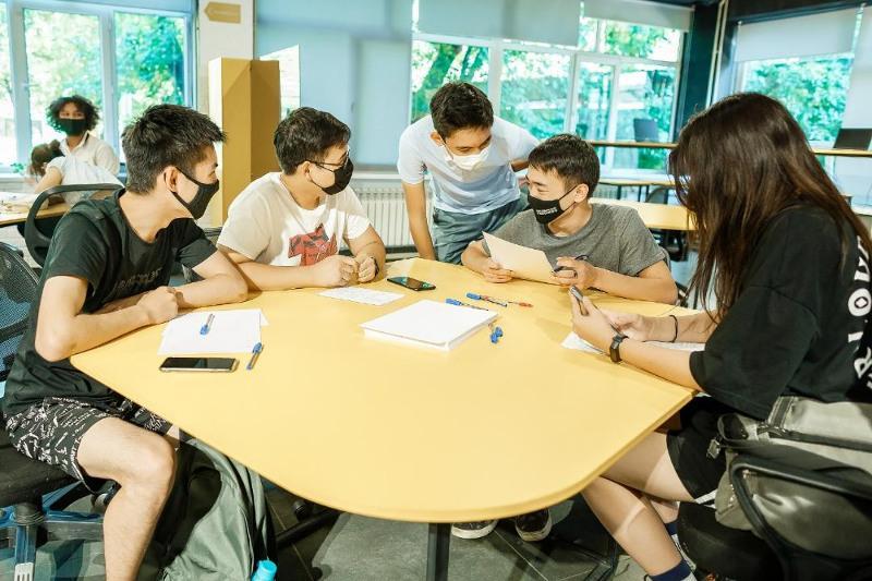 МИОР РК и UNICEF объединяют усилия в реализации молодежного проекта