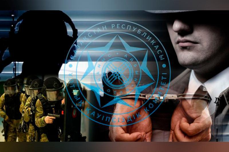今天是哈萨克斯坦国家安全机构工作人员日