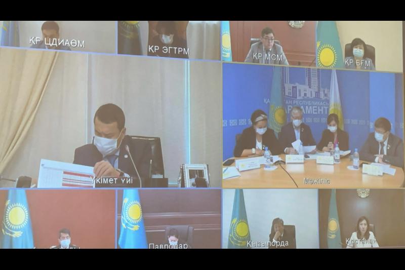 Алихан Смаилов дал ряд поручений на Межведомственной комиссии по регулированию предпринимательской деятельности