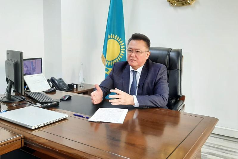 Тілеухан Әбілдаев: МӘМС күрделі болғанымен, денсаулық саласындағы маңызды реформа