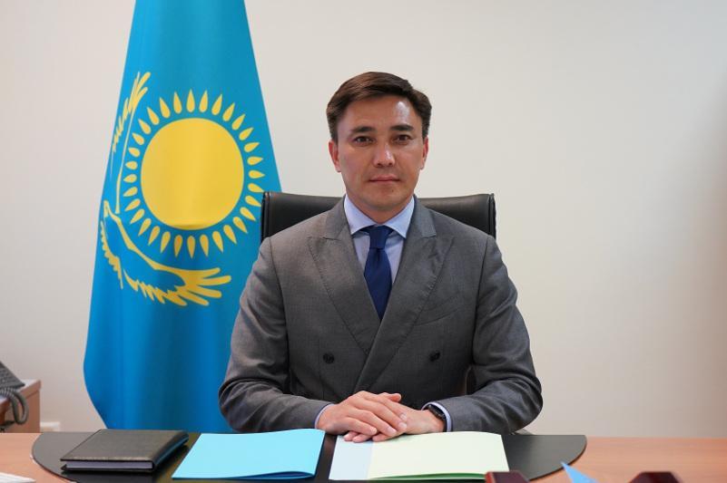 Габит Сыздыкбеков назначен первым замруководителя Канцелярии Премьер-Министра РК