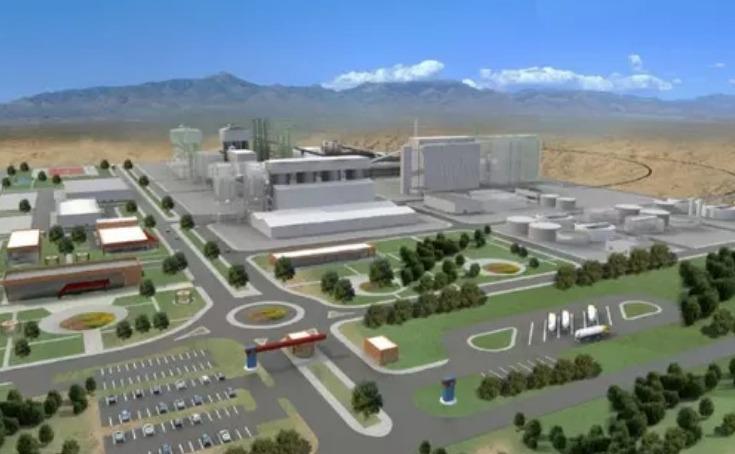 哈国将建造独联体最大纯碱加工厂