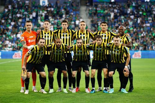 欧冠联赛:阿拉木图凯拉特俱乐部晋级下一轮资格赛