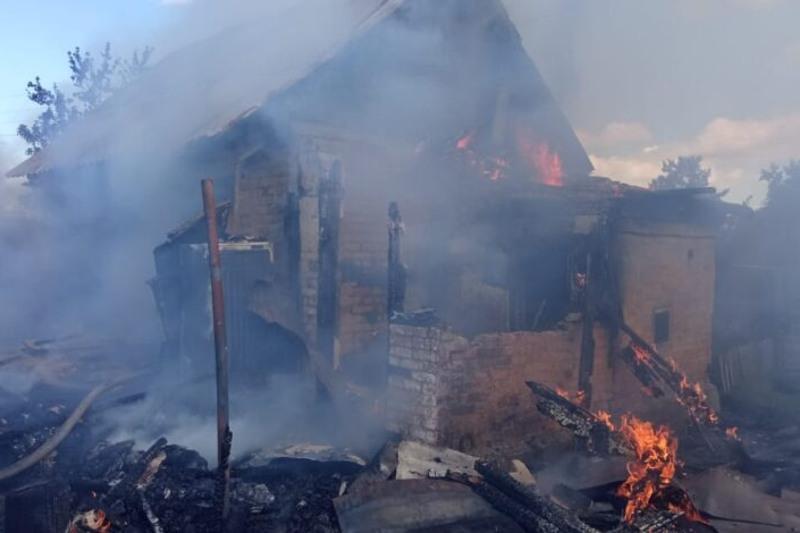 Шығыс Қазақстан облысында өрттен бес адам қаза тапты