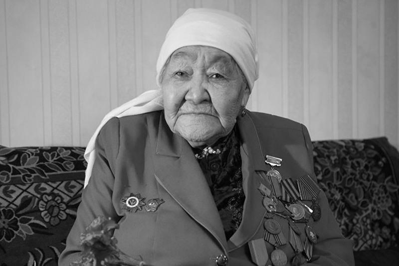 Скончалась единственная женщина-ветеран ВОВ в Алматинской области