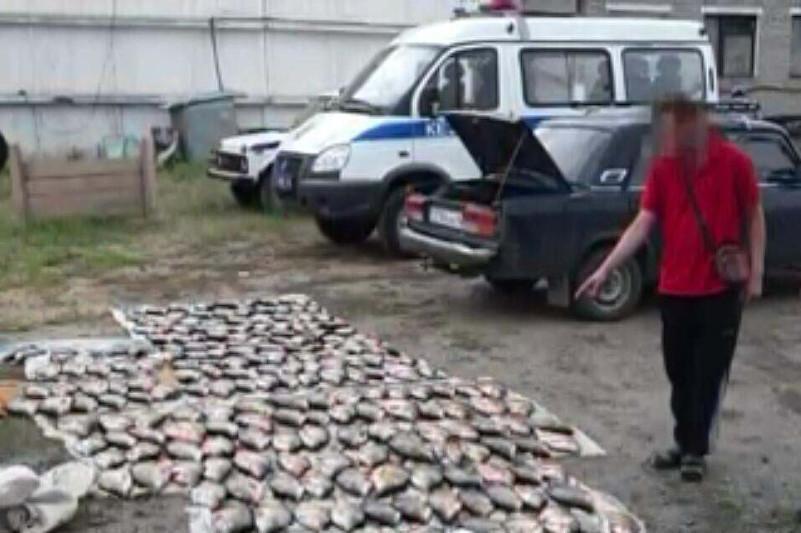 Более 200 рейдов провели природоохранные полицейские в Павлодарской области