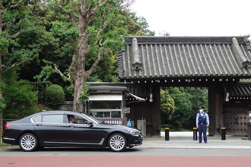 Посол Казахстана вручил верительные грамоты Императору Японии
