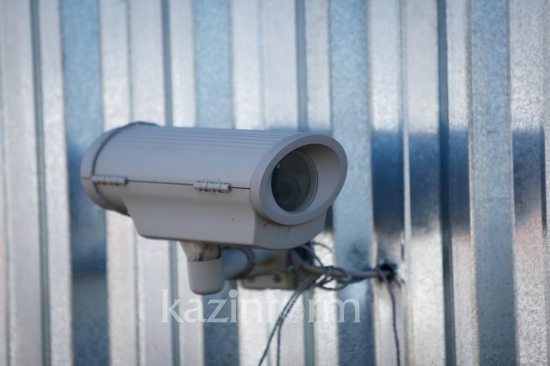 Сколько камер видеонаблюдения установлено в Актобе