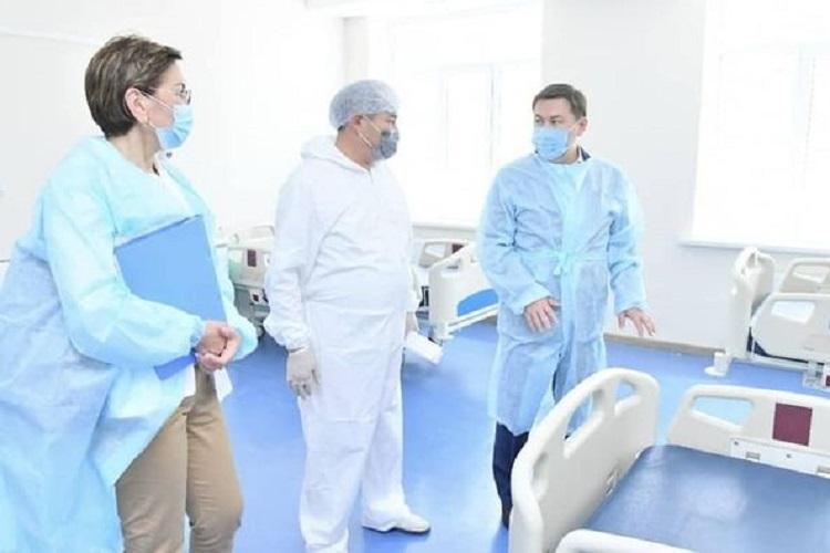 12 врачебных амбулаторий построят в отдаленных жилых массивах Шымкента