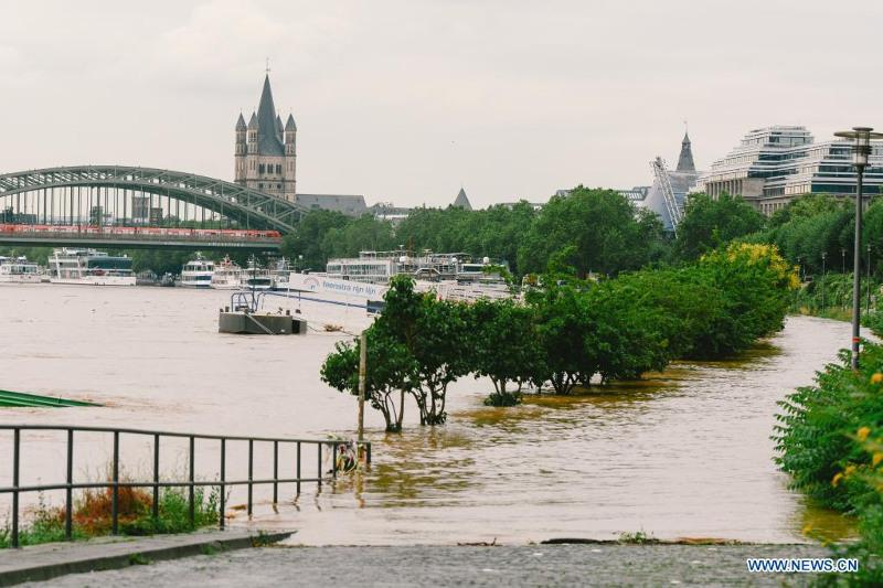 At least 58 dead in western Germany floods