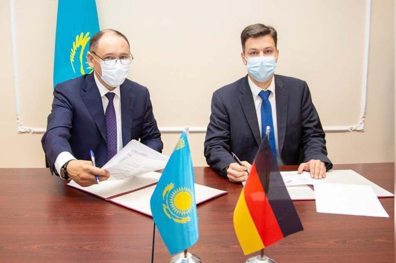 В МВД обсудили вопросы предотвращения насильственного экстремизма в Центральной Азии с германской стороной