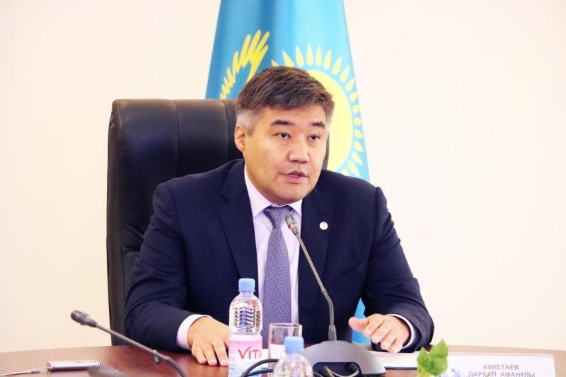 Украина и Казахстан стоят на Великом Шелковом пути - Дархан Калетаев