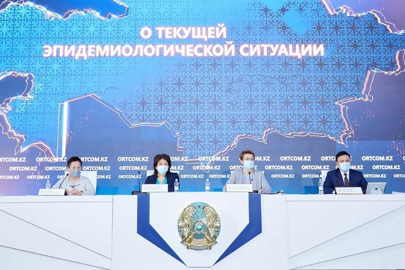 What COVID vaccine producers Kazakhstan is in talks with