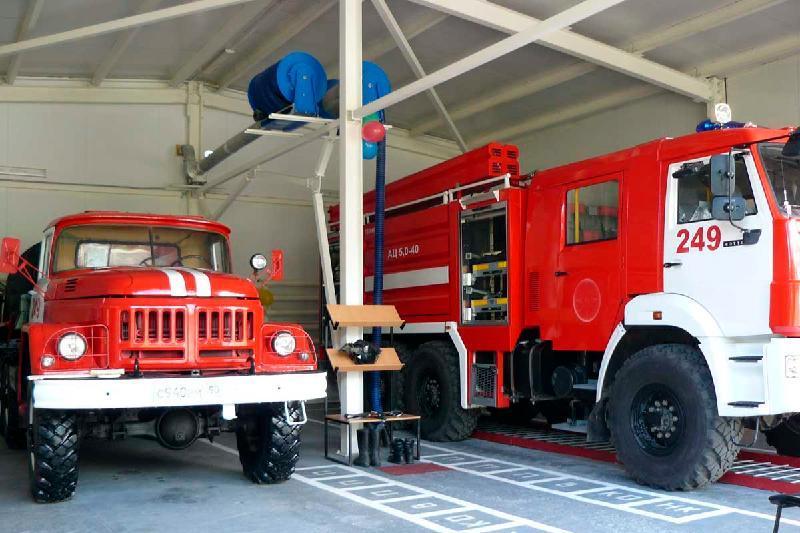 Количество пожарных постов намерены увеличить в Карагандинской области