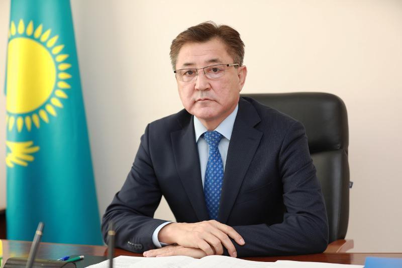 Назначен новый руководитель управления природных ресурсов Атырауской области