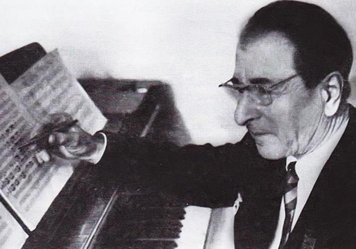115 лет назад родился известный композитор Латиф Хамиди