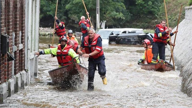 Бельгия объявила 20 июля общенациональный траур по жертвам наводнения