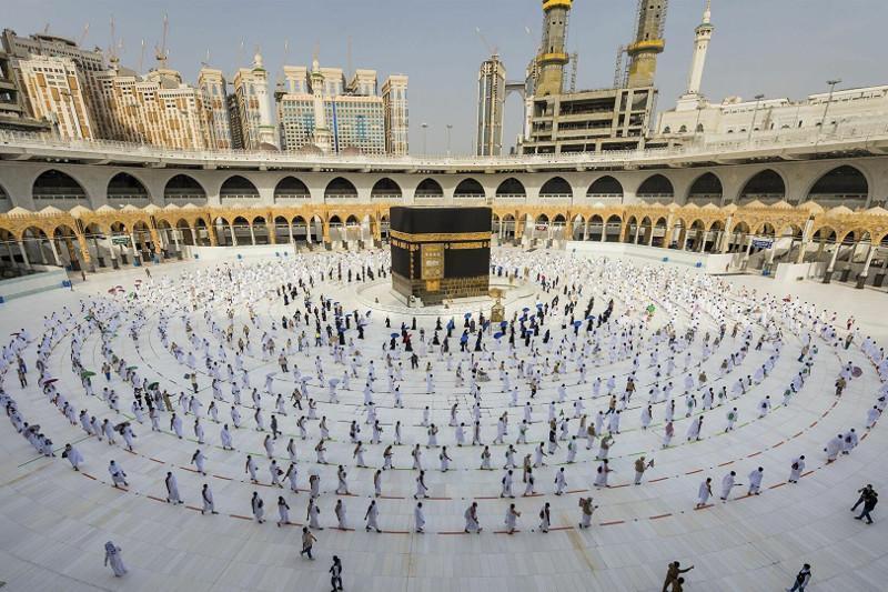 В Саудовской Аравии начинается хадж к святыням ислама