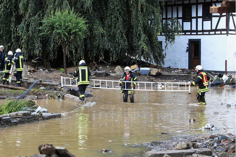 Евросоюз окажет помощь пострадавшим при наводнении