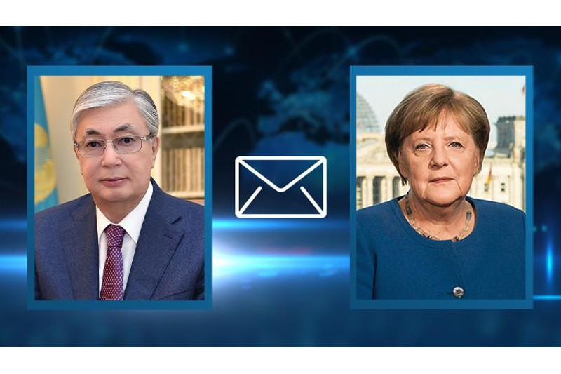 Kazakh President expresses condolences to the people of Germany
