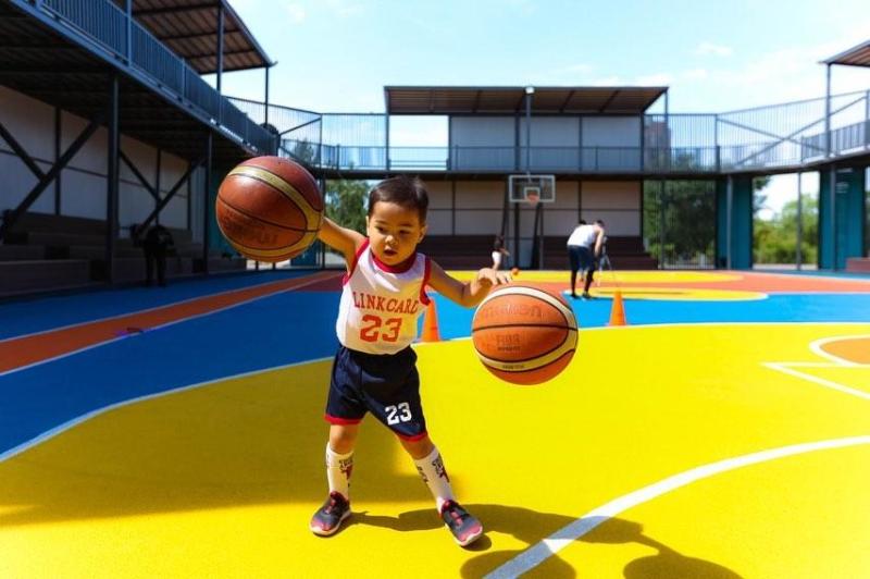 «Колизей уличного спорта»построили в Нур-Султане