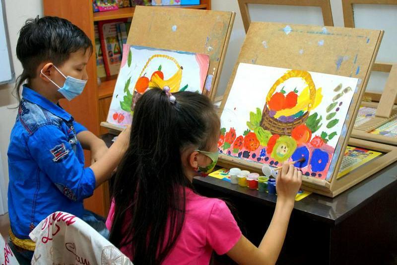 Акмолинские дети смогут посещать кружки бесплатно
