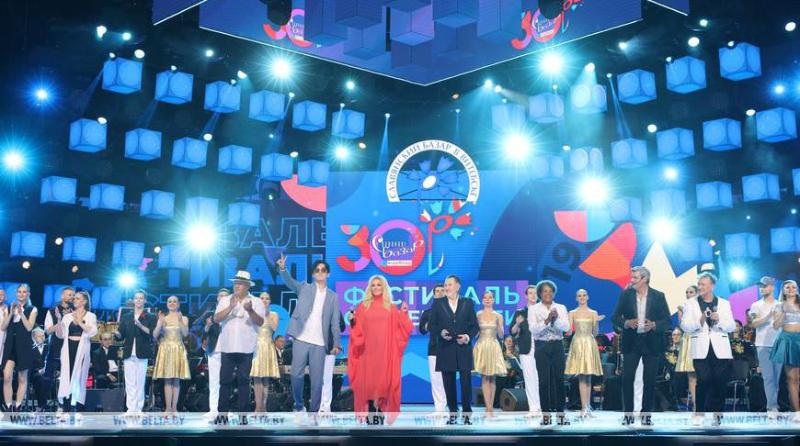«Лиру» выиграла Рухия, Димаш сорвал овации - «Славянский базар» завершился под флагом Казахстана