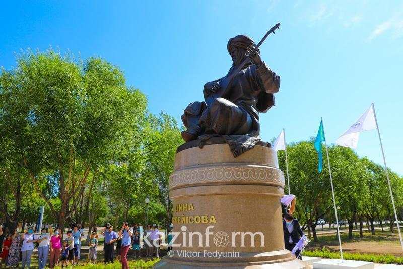 哈萨克作曲家迪娜诞辰160周年纪念活动将在俄阿斯特拉罕州举行