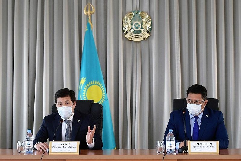 Абылкаир Скаков констатировал пробелы в работе экс-акима Павлодара
