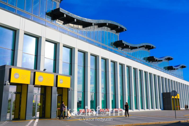 Время работы аэропорта сократят из-за ремонта в Нур-Султане