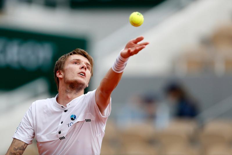 Kazakhstani Bublik loses 3 spots in ATP ranking