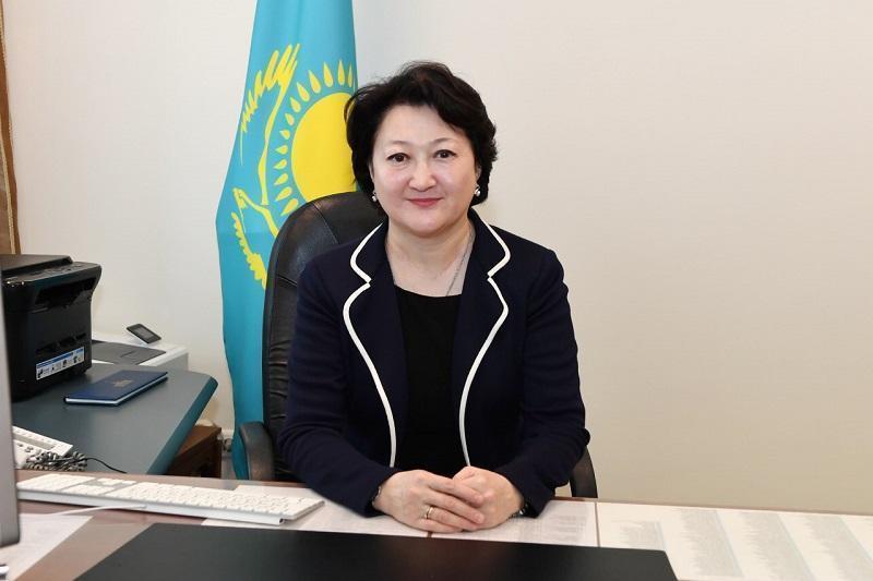 О заслугах казахстанских талантливых артистов высказалась Актоты Раимкулова