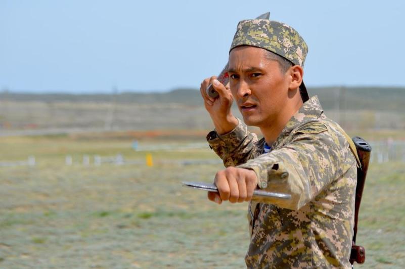 Отобраны участники международного конкурса «Воин мира» от Казахстана