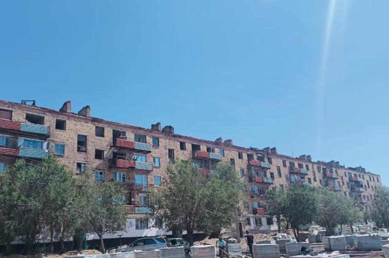 Более 200 очередников обеспечат жильём в Каражале