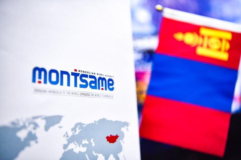 Монгольское информагентство МОНЦАМЭ отмечает 100-летний юбилей