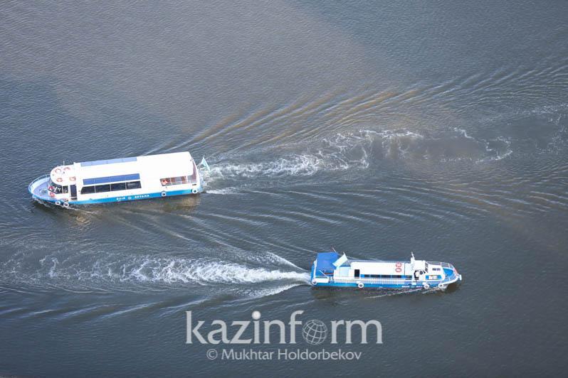 Карантин на объектах водного транспорта ужесточили в Казахстане