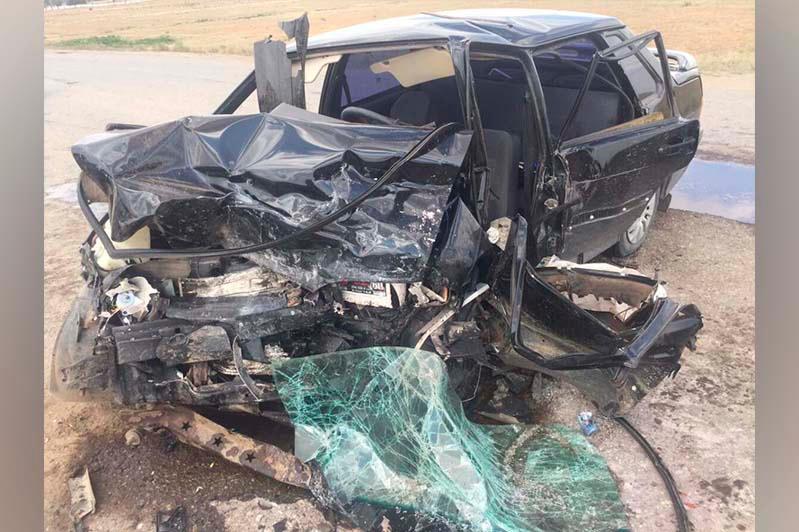 Двое водителей скончались в ДТП в Актюбинской области