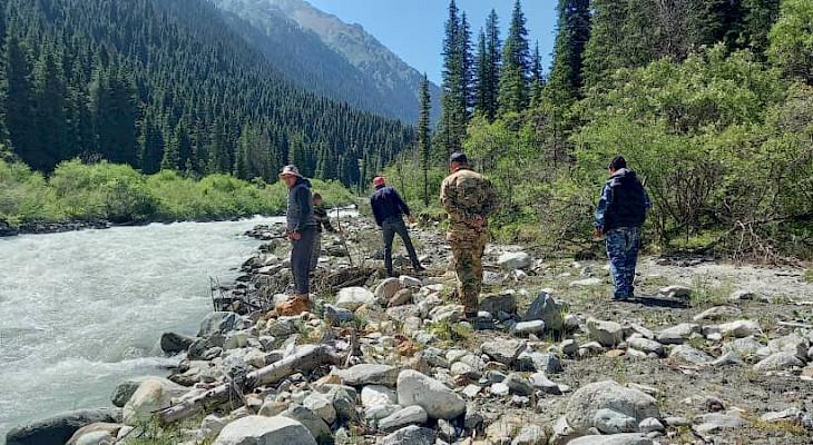 Туристка из Казахстана пропала близ Иссык-Куля