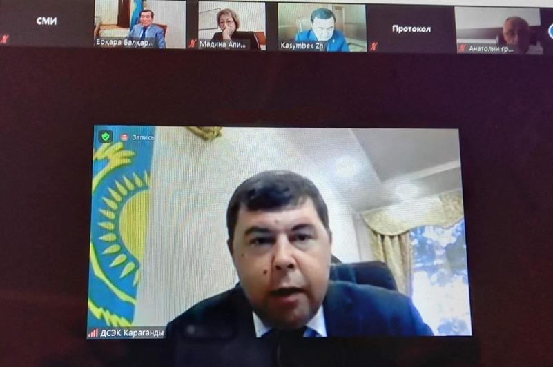 Как будут голосовать в условиях пандемии в Карагандинской области
