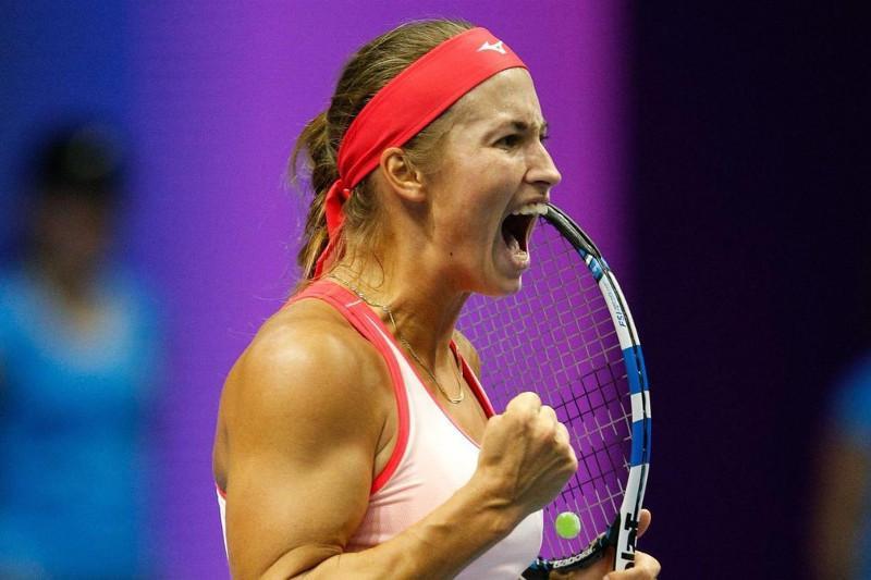 Юлия Путинцева WTA рейтингінде жеті сатыға көтерілді